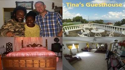 Tinas Guesthouse Oracabessa