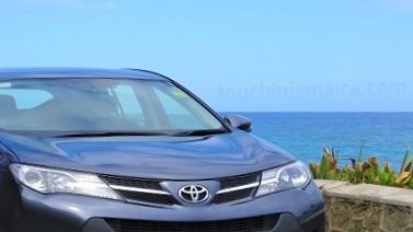 Jamaika- Tour im Mietwagen