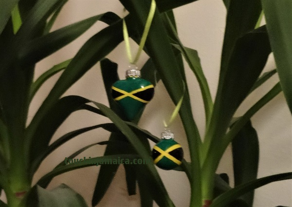 Weihnachtsbaum Jamaika