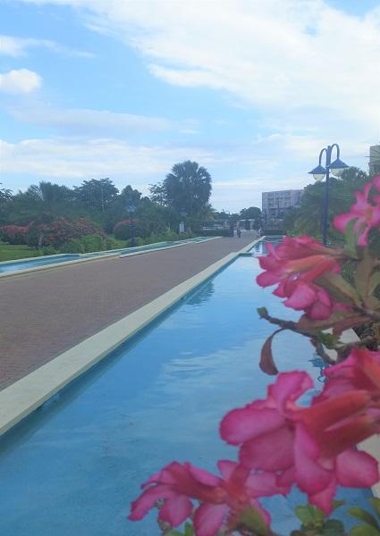 Emancipation Park Kingston Jamaika