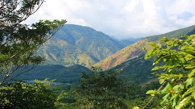 Berge Jamaika