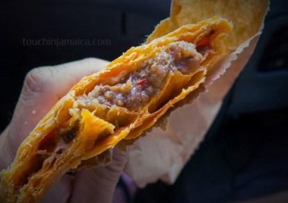 Essen Jamaika Patties