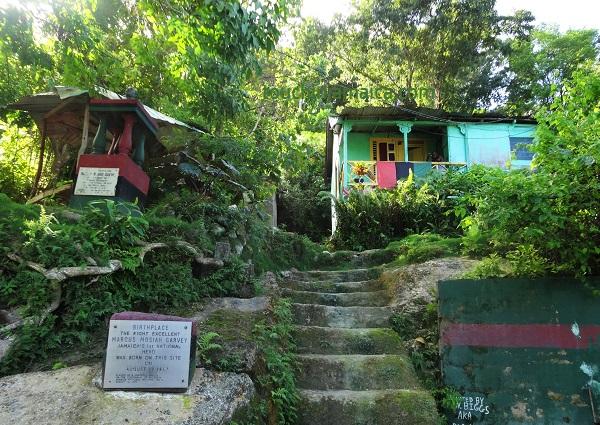 Marcus Garvey Geburtshaus