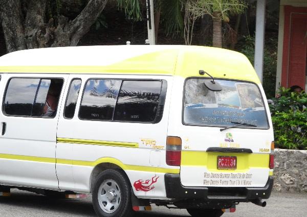 Minibus Jamaika