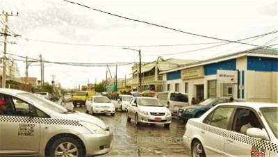 Routetaxis Jamaika
