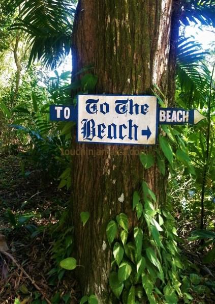 Frenchman's Cove Beach im Osten Jamaikas