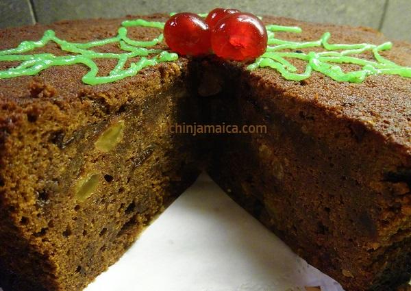 Süss, saftig und sehr rumlastig ist der typische Jamaican Christmas Cake.