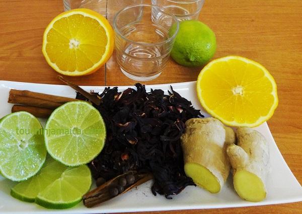 Homemade Jamaican Sorreldrink