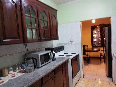 Küche im Kingston Home
