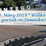 Wie bisher immer starten wir unsere Jamaika-Tour 2019 in Montego Bay