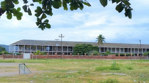 Old Naval Hospital
