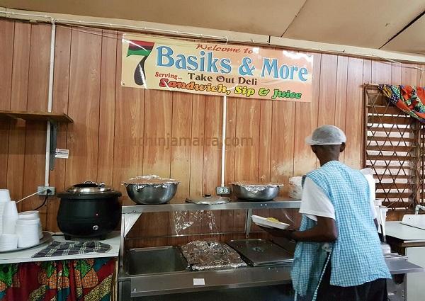 7 Basiks Kingston