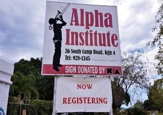 Alpha Institute Kingston