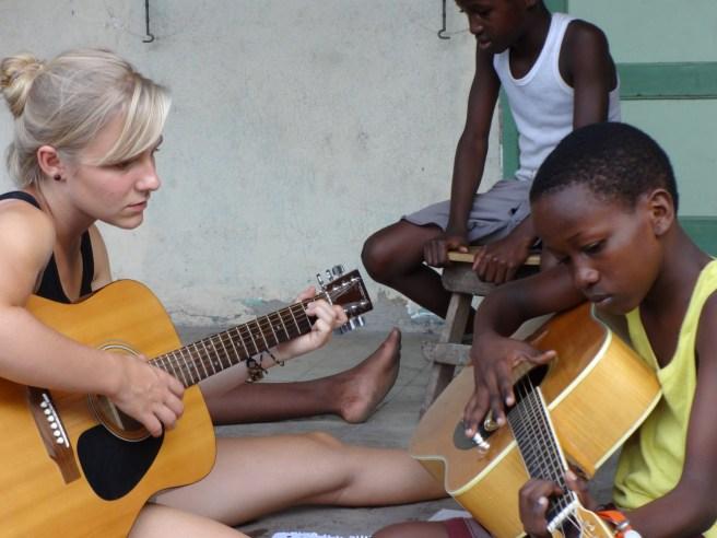 Musiker ohne Grenzen - Jamaika e.V.