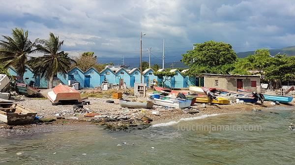 Rae Town fishing Village Kingston