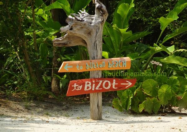 Bizot Restaurant /Golden Eye Resort Oracabessa Jamaica