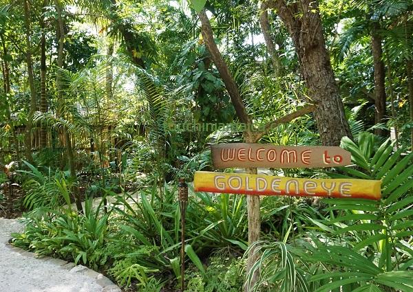 Golden Eye Resort Jamaika