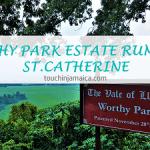 Rumtour im Worthy Park Estate auf Jamaika