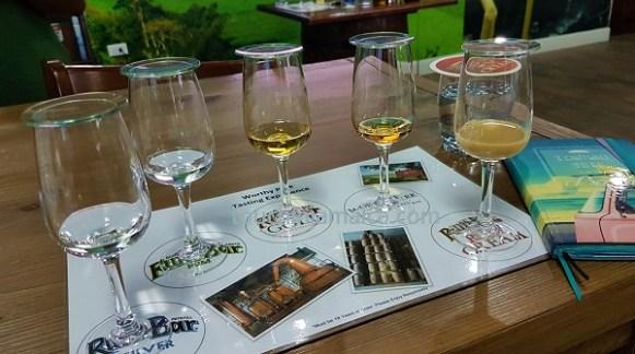 Worthy Park Rum-Tasting