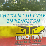 Culture Yard in Trenchtown, Kingston, Jamaika