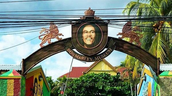 Bob Marley Museum Kingston