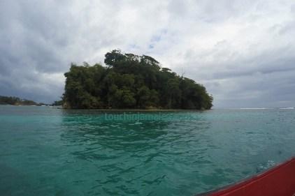 Monkey Island in Jamaika