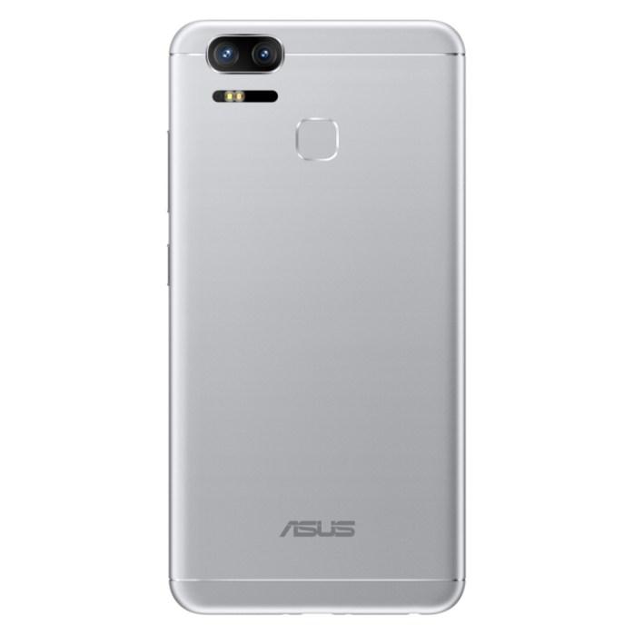 ZenFone 3 Zoom (ZE553KL) Glacier Silver_back_web2016_8_nowat