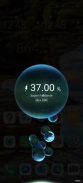 EMUI 11 batéria