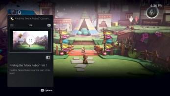 Sony PlayStation 5 UI