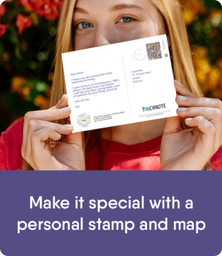 Personalised stamp