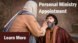 Personal Ministry Appointment