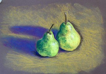 pears in colour 4