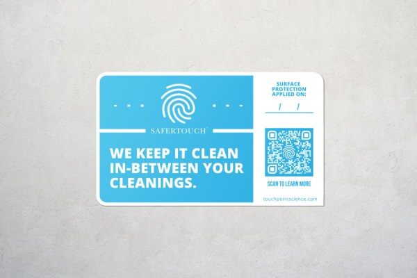 TOUCHPOINT antimicrobial awareness
