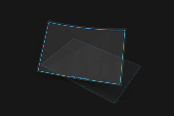 CX TOUCH antimicrobial touch screen cover