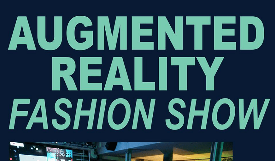 augmented reality fashion show