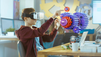 TOP 10 COMPANIES WORKING ON EDUCATION IN VIRTUAL REALITY AND AUGMENTED REALITY