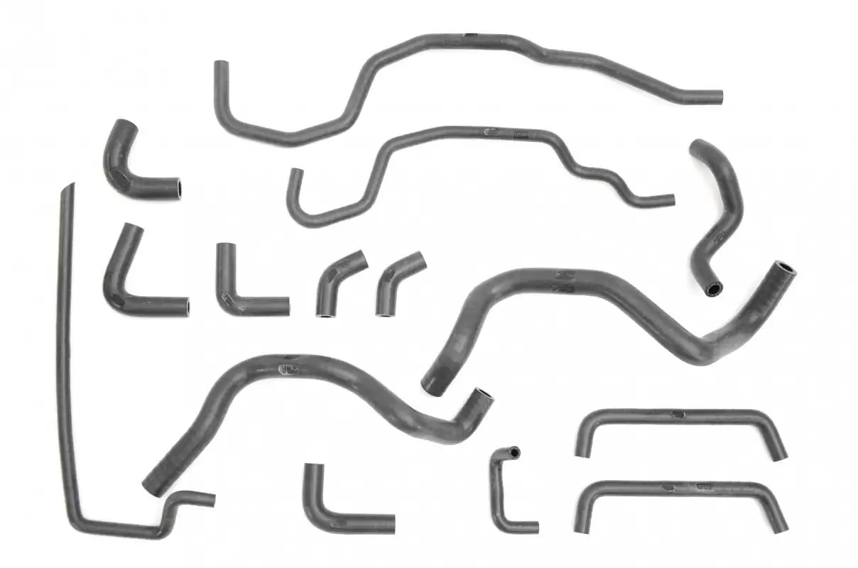 Rcm Samco Coolant Hose Kit