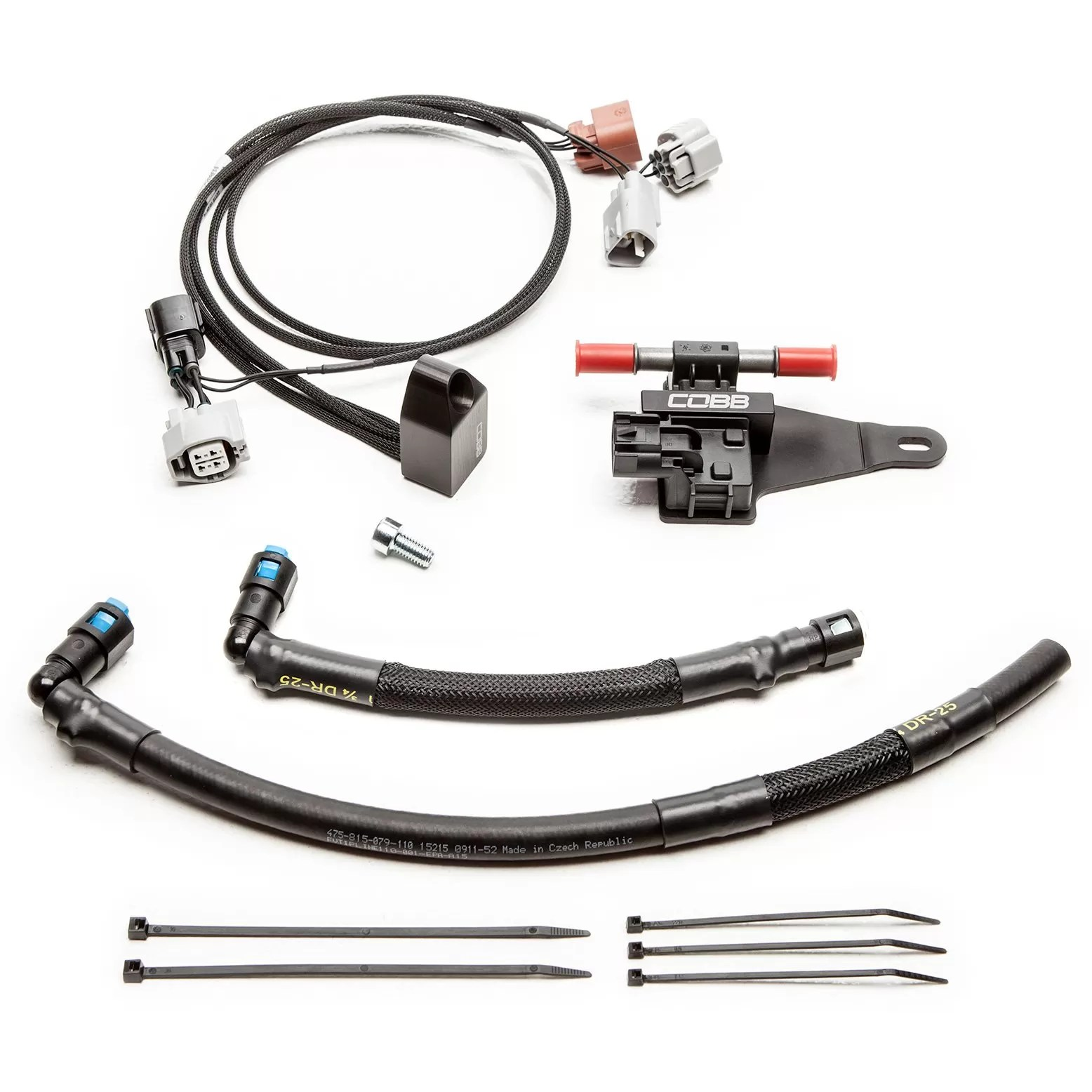 Cobb Tuning Fuel System Package Flex Fuel Kit