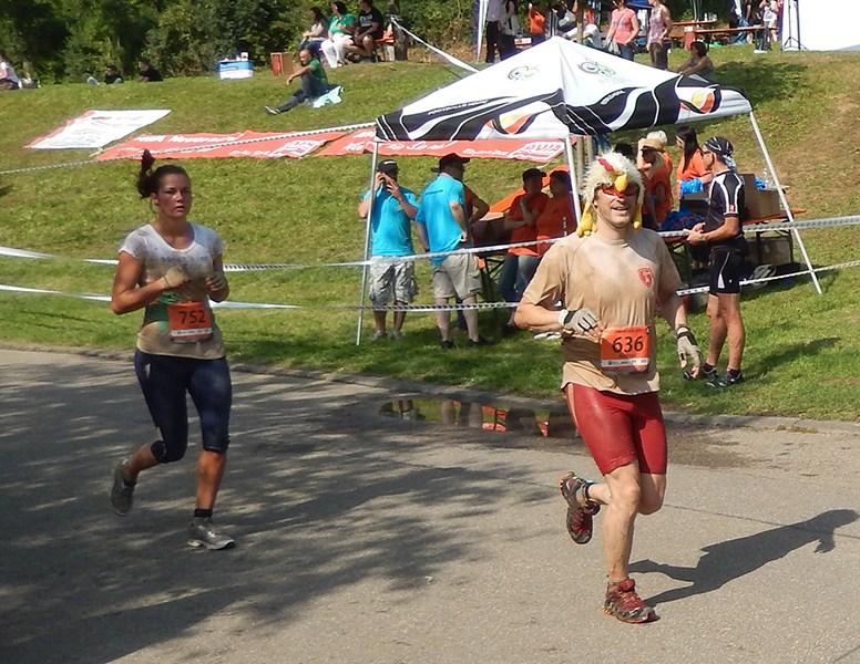 Motorman Run, Neuenstadt, Hindernislauf