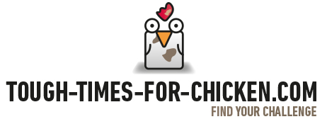 "Logo ""tough-times-for-chicken"""