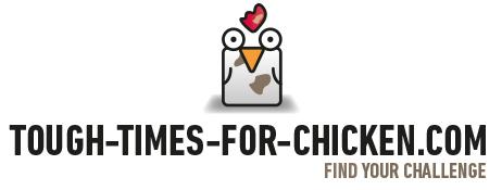 """Logo """"tough-times-for-chicken"""""""