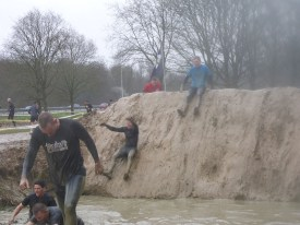 Strong Viking Obstacle Run 2015, Mud Edition, Mud Mountain
