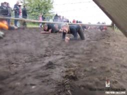 Mud Masters Obstacle Run 2015, Hindernis Battle Field