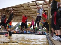 Mud Masters Obstacle Run 2015, Hindernis Monkey Bars