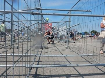 Mudiator Run 2015, Hindernis Steel Twist 3