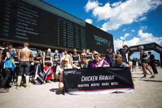 TOUGHEST 24H XTREME 2015, Team Chicken Hawaii geschafft