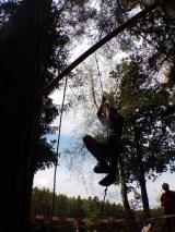 Hammer Run Hirschau 2015, Hindernis Rope Burn