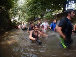 Hindernislauf Baden-Württemberg, Motorman Run 2015, Reißender Strom