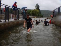 Hindernislauf Bayern, Rock.Race 2015, Hindernis Hafenbecken 2