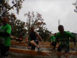 Hindernislauf Bayern, Rock.Race 2015, Hindernis Wasserbalken